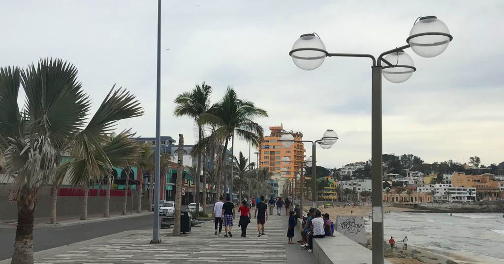 Mazatlan and its spots