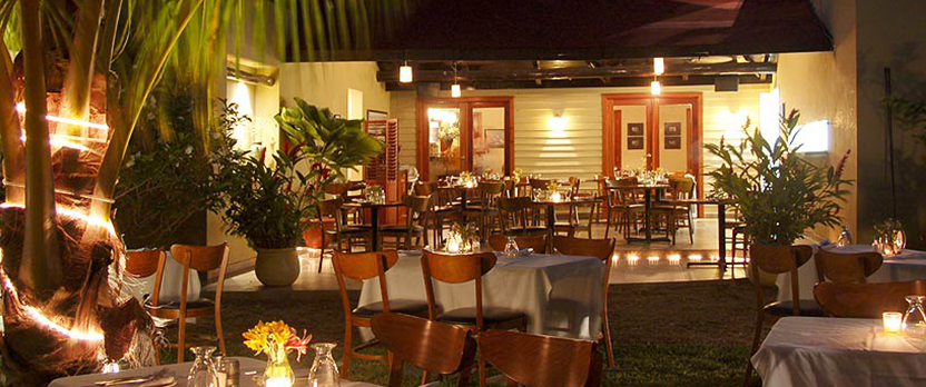Cocay restaurant in cozumel