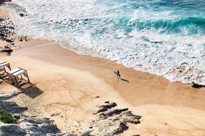 Las vuidas beach