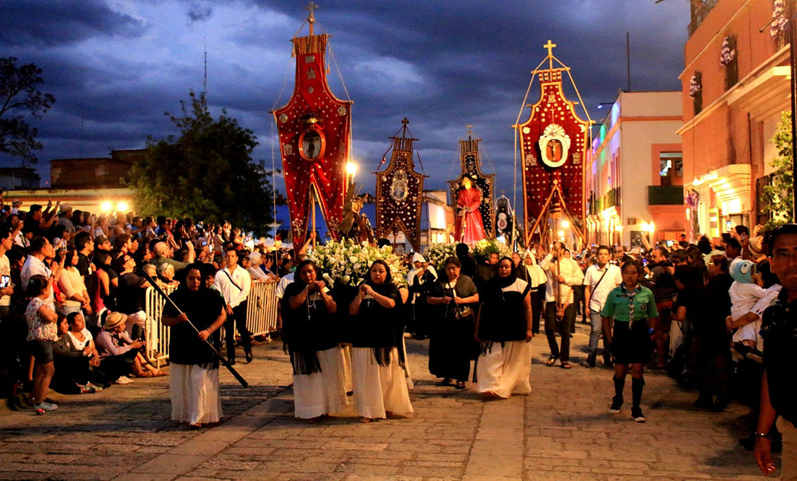 Holy Week Oaxaca