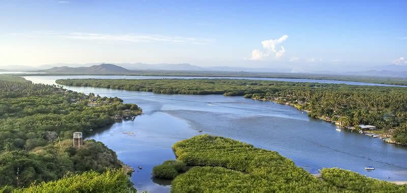 Oaxaca Lagoons Chacagua