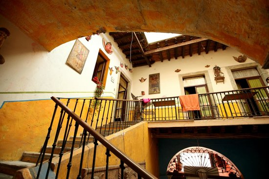 Hostal house of angels Guanajuato
