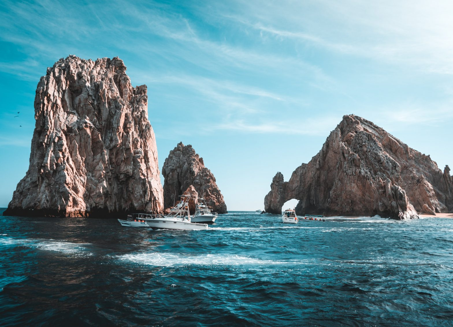 Flights to los Cabos attractions