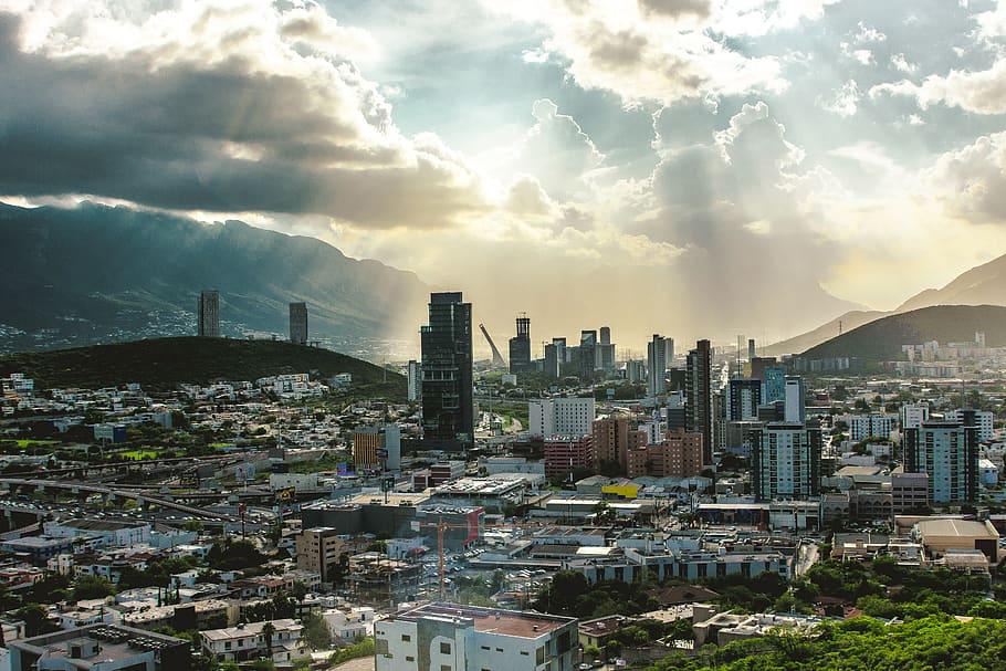 Party in Monterrey