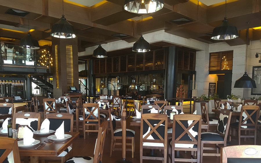 Famous restaurant Cambalache