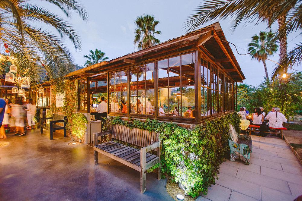 Restaurant Flora'sField Kitchen