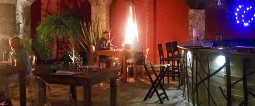 restaurant garden of miracles