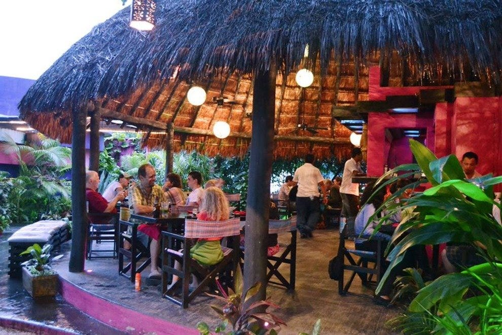 Famous restaurant Kondesa