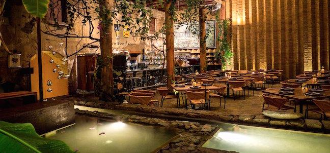 Restaurant Los Danzantes