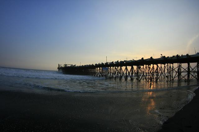 Champerico Beach