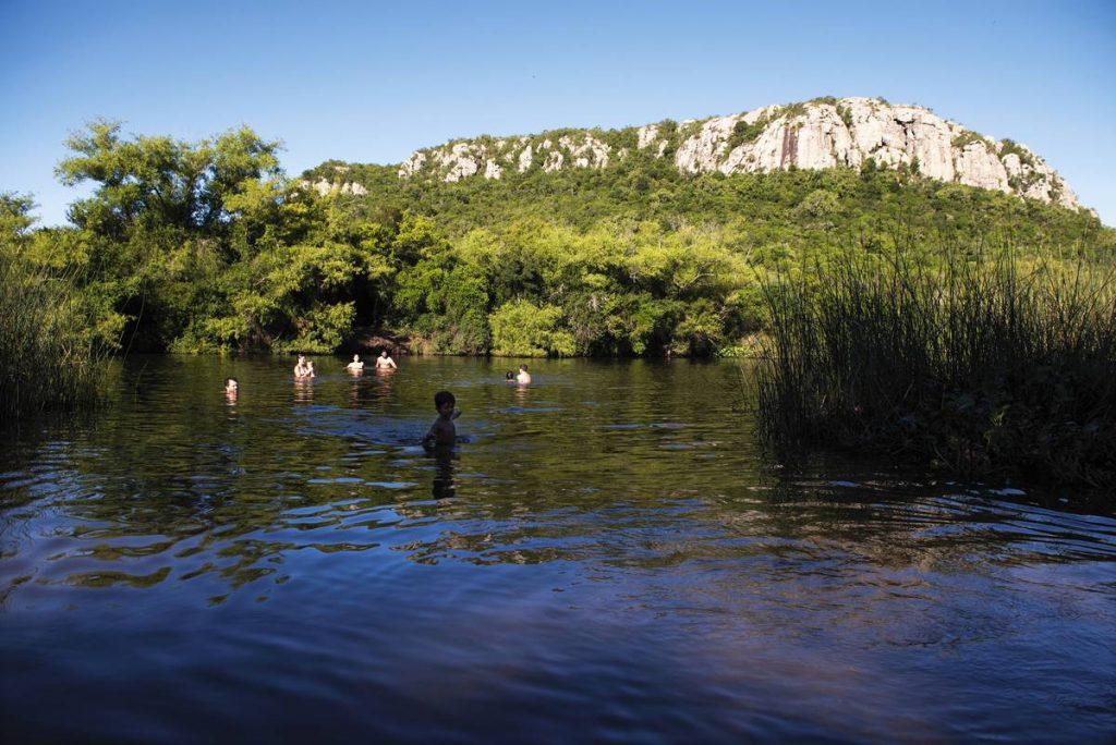Laguna de los Cuervos - Uruguay