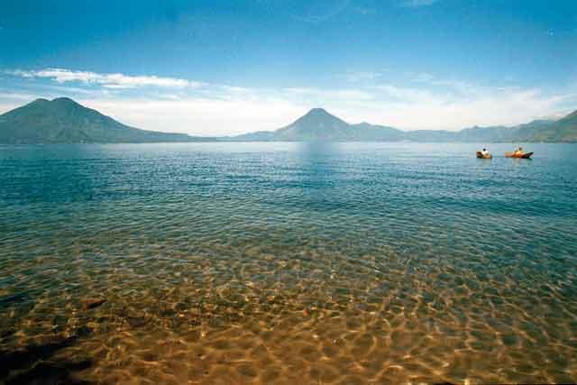 Lake Atitlán Beaches