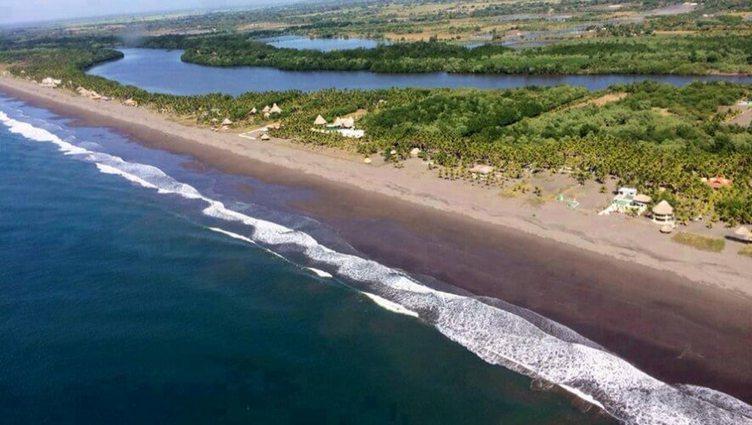 Las Lisas Beach