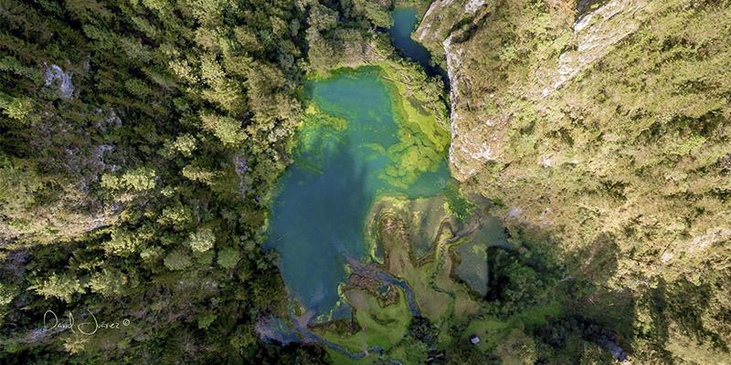 Magdalena Lagoon, Huehuetenango