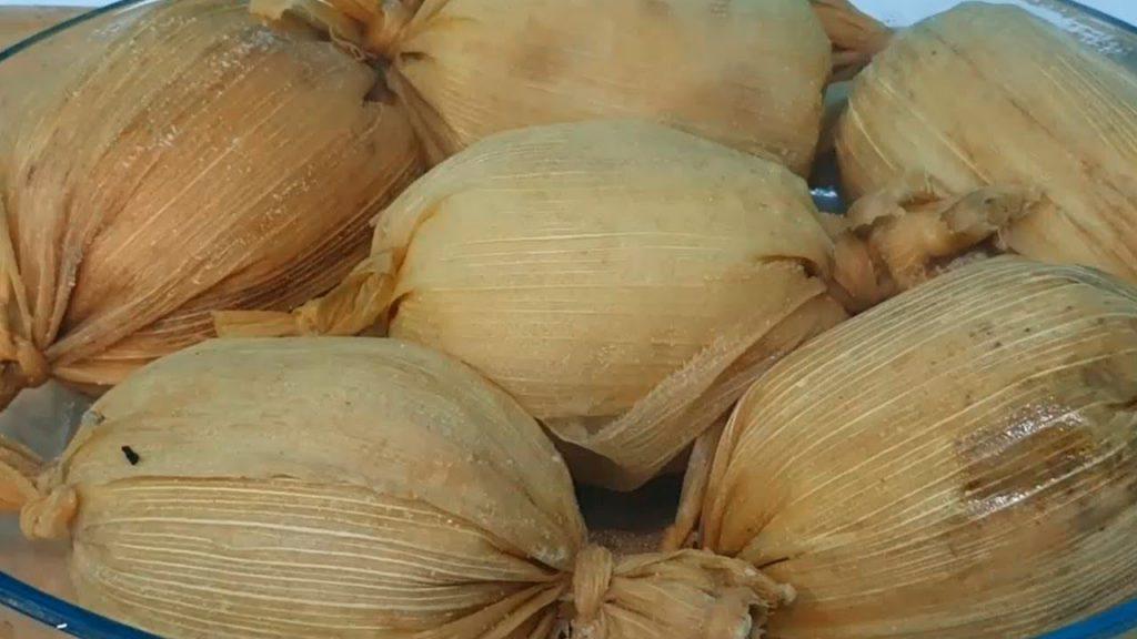 White Tamales