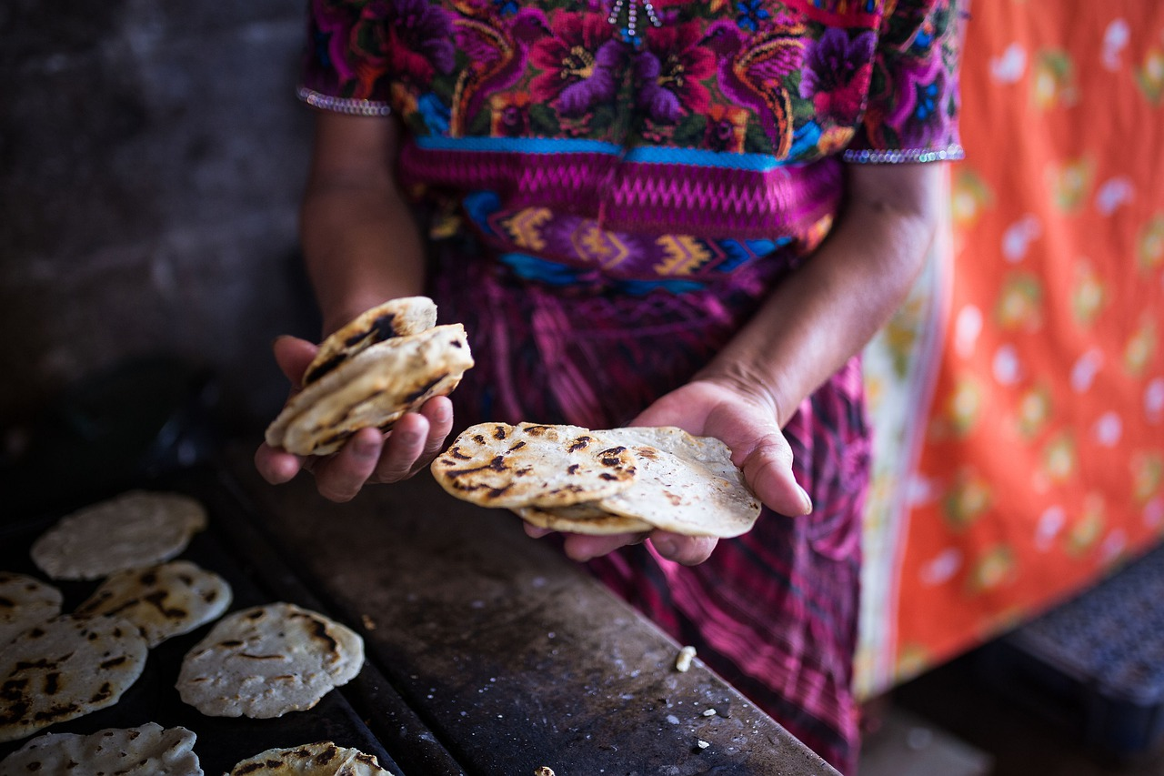 traditional dishes of Guatemala