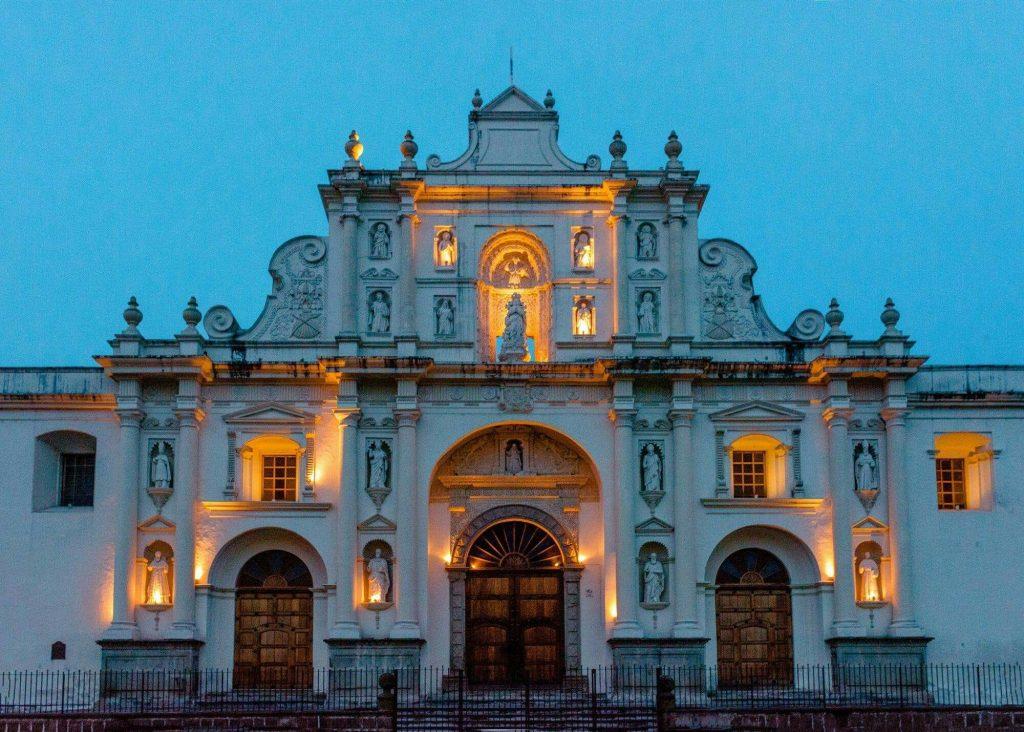 Iglesia en guatemala
