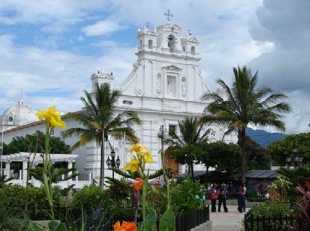 Rabinal in Guatemala