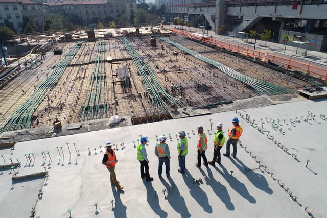 Construction of the CMI Multi-Project phase begins